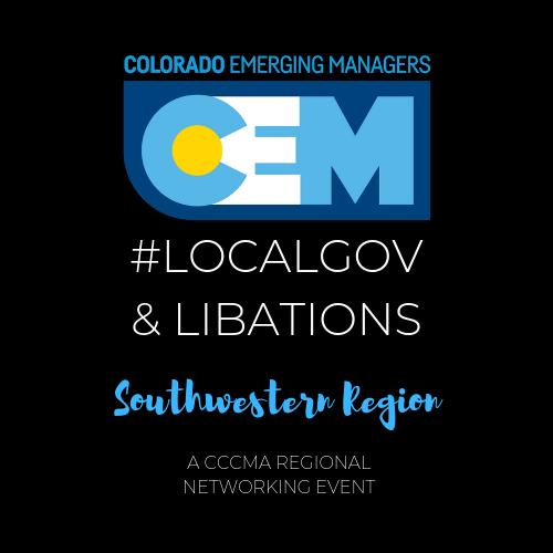 #LocalGov & Libations: Durango